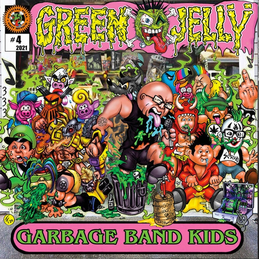 Green Jellÿ Releasing 5th Studio Album On June 11th
