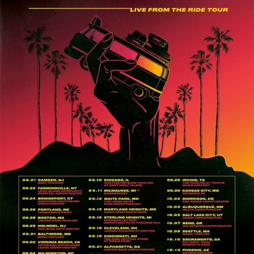 """311 Announces """"Live From The Ride"""" Tour with Iration and Iya Terra"""