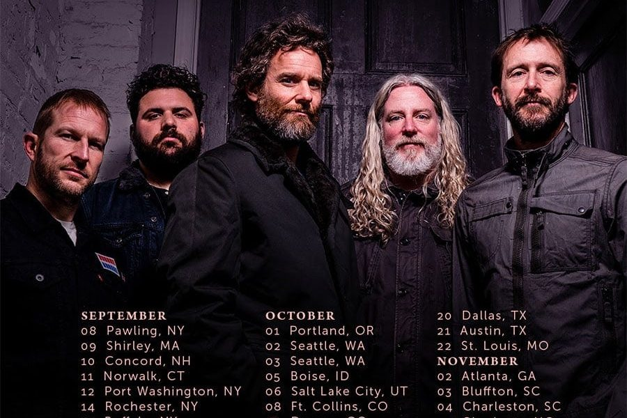 Carbon Leaf Announce The Hunting Ground U.S. Fall Tour