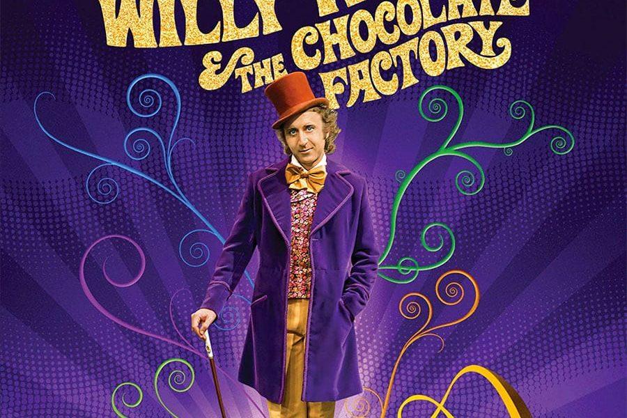 Willy Wonka & the Chocolate Factory (4k Ultra HD + Blu-Ray + Digital HD)