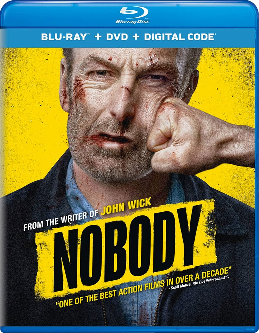 Nobody (Blu-Ray + DVD + Digital HD)