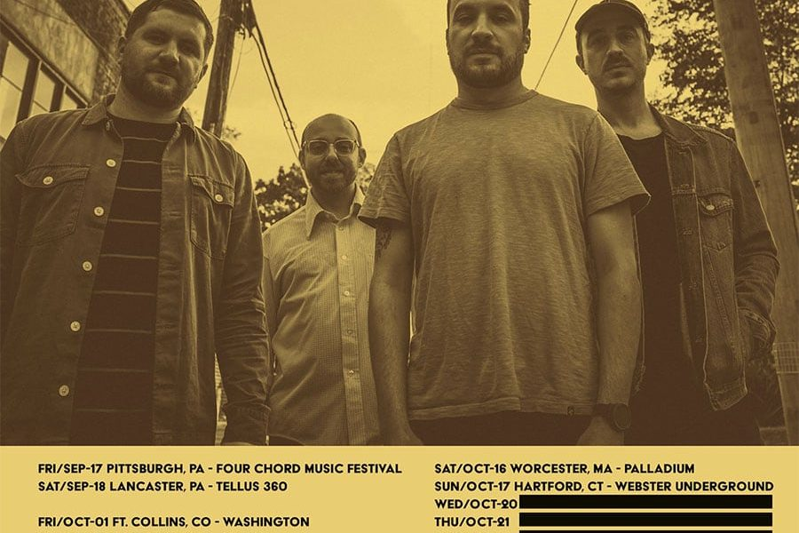 The Menzingers Announce Fall Tour Dates
