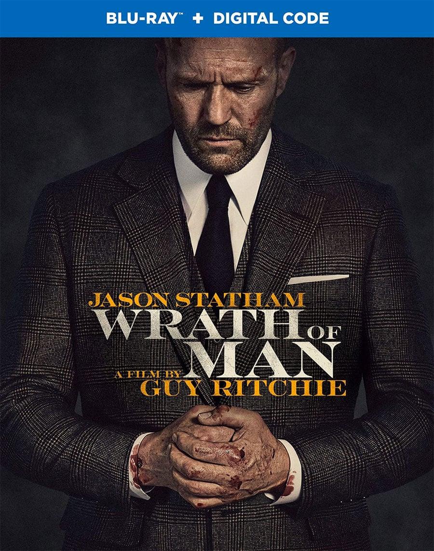 Wrath of Man (Blu-Ray + Digital HD)
