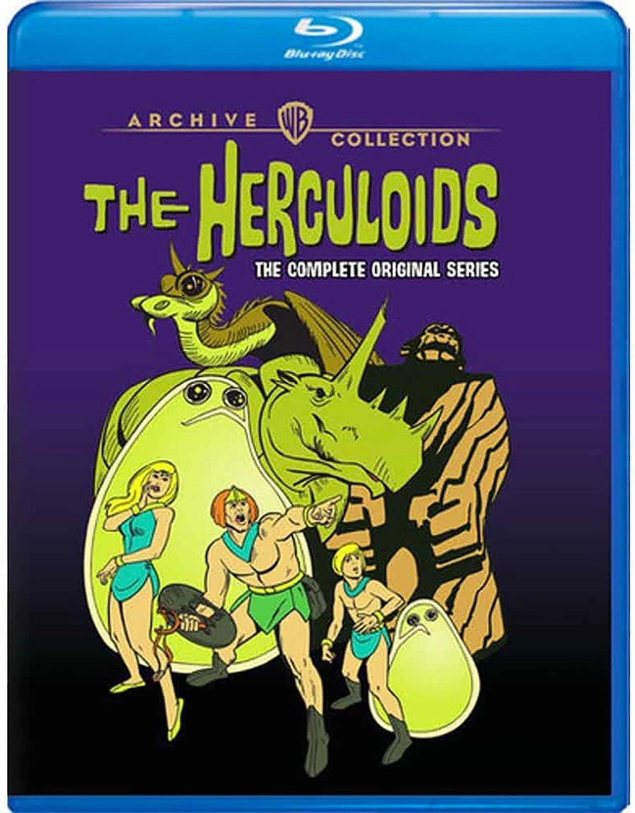 The Herculoids: The Complete Original Series (Blu-ray)