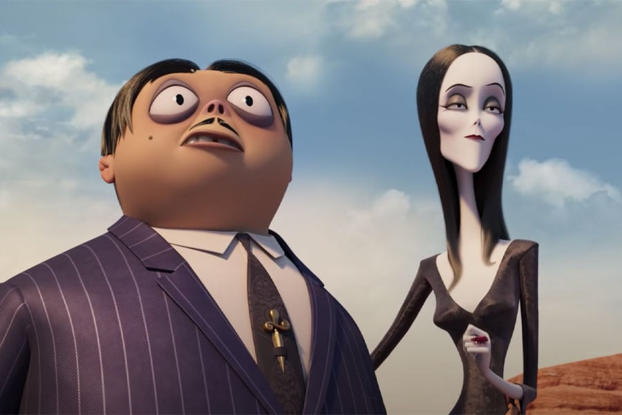 The Addams Family 2 Trailer #2 Premiered Today