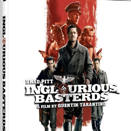 Inglourious Basterds (4k UHD + Blu-Ray + Digital HD)